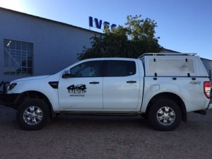 4x4 Rental - Ford Ranger 2.2 2012