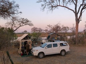 4x4 Rental South Africa - Camping and equipment