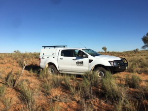 4x4 Rental South Africa - Upington 4x4 Rental