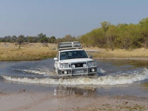 Upington 4x4 Rental